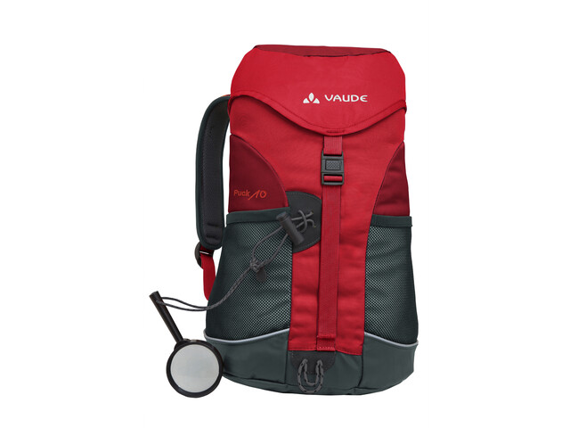 VAUDE Puck 10 Backpack Kinder salsa/red